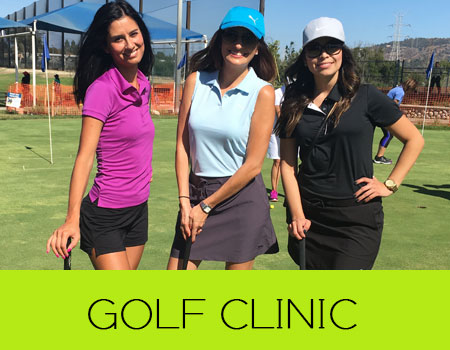 Golf Clinic for Newbies | South Bay