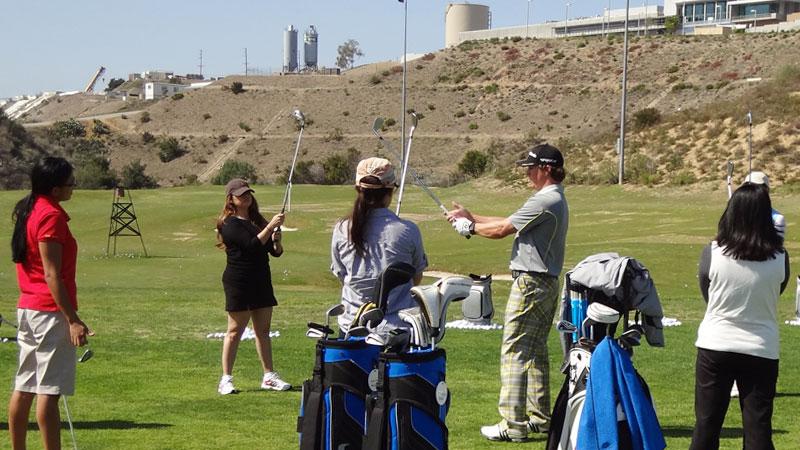 San Diego Golf Clinic for Women LGA