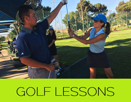 On the Golf Course Lessons at Alhambra Golf Course, CA