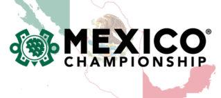 Golf World Championship Mexico