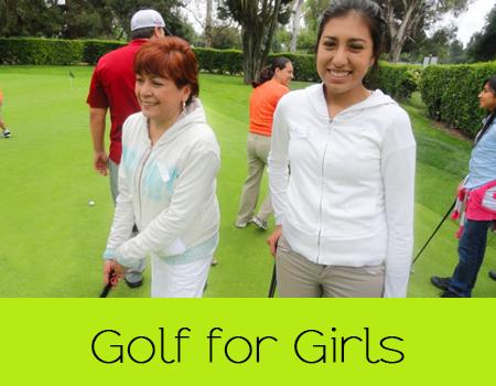 Mothers/Daughter Golf Clinic | Pasadena, CA