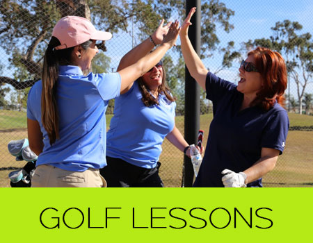 On The Golf Course Intermediate Lessons From Tee Box To The Green - Lessons are currently on hold